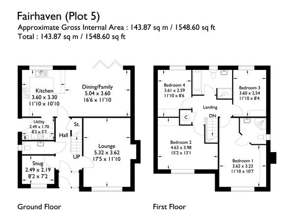 Plot 5 - The Fairhaven