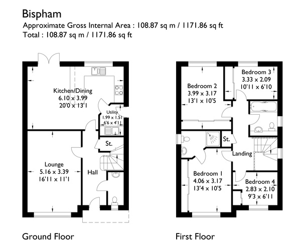 The Bispham - Plot 20